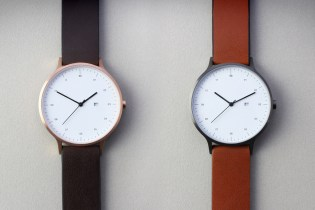 The Minimalistic INSTRMNT 01 Watch