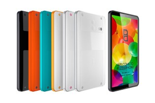 The Puzzlephone Modular Phone Competes with Google's Project Ara, Designed in Nokia's Hometown