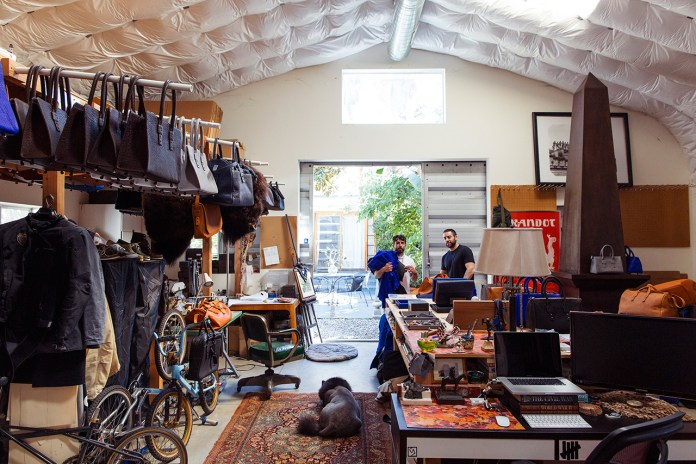 The Selby Visits Parabellum's Jason Jones & Mike Feldman in Their LA Studio