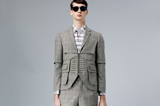 Thom Browne 2015 Spring Lookbook