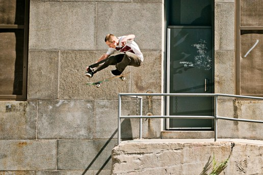 "Thrasher Magazine Presents Brandon Westgate's ""Zoo England"" Part"