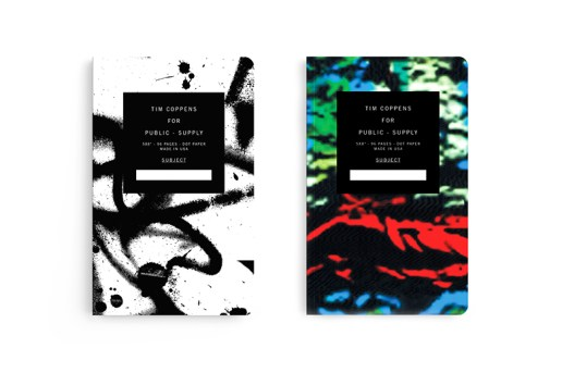 Tim Coppens, Robert Geller, Band of Outsiders x Public - Supply Notebooks