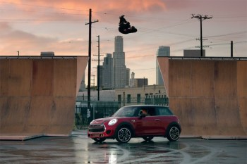 "Tony Hawk x Guerlain Chicherit x MINI John Cooper Works ""Night Riders"" Promo Video"