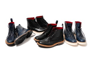 Tricker's for HAVEN 2014 Holiday Collection