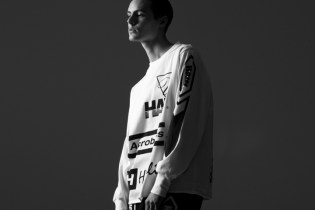 Haw-Lin x Ucon Acrobatics 2014 Fall/Winter Lookbook