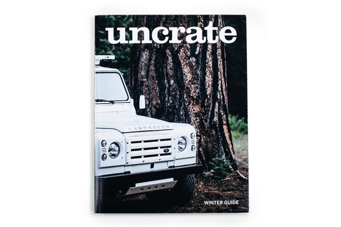 Uncrate Launches Print Publication For Its 10th Anniversary