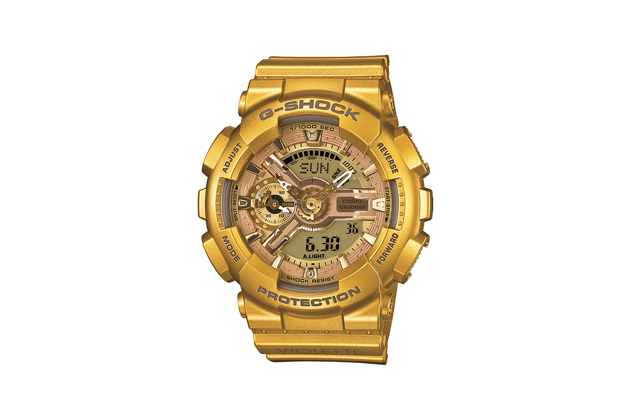 Va$htie x Casio G-Shock Limited Edition Watch