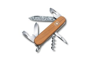 Victorinox 2014 Damascus Limited Edition Swiss Army Knife