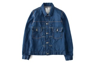 visvim 2014 Fall/Winter SS 101 JKT ONE WASH
