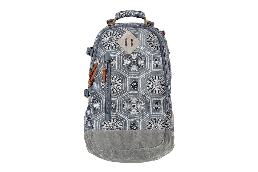 visvim CANVAS FLORA 20L Backpack