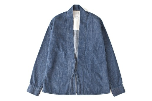 visvim SS LHAMO SHIRT ONE WASH