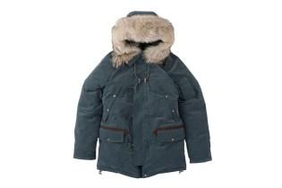 "visvim Valdez Down Jacket 2L ""Corduroy"""