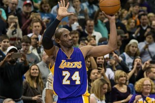 Watch Kobe Bryant Surpass Michael Jordan on the NBA's All-Time Scoring List