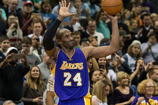 Watch Kobe Bryant Surpass Michael Jordan on the NBA's All-Time Scoring List