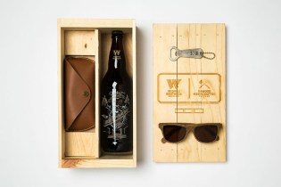 Widmer Brothers Brewing x Shwood Collaboration Kit
