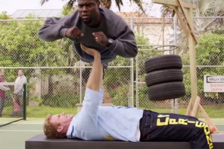Watch Will Ferrell and Kevin Hart's New Trailer for 'Get Hard'