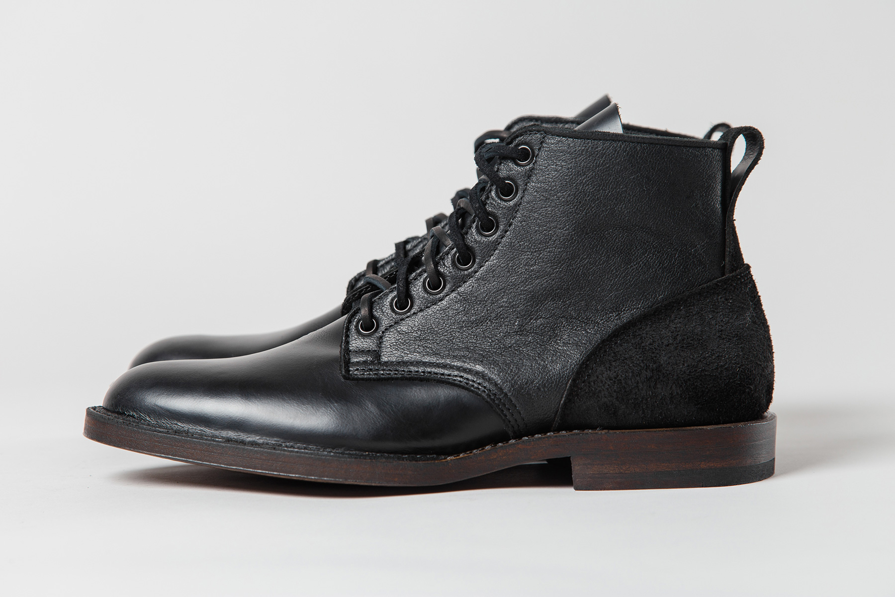 wings+horns x Viberg 10th Anniversary Service Boot