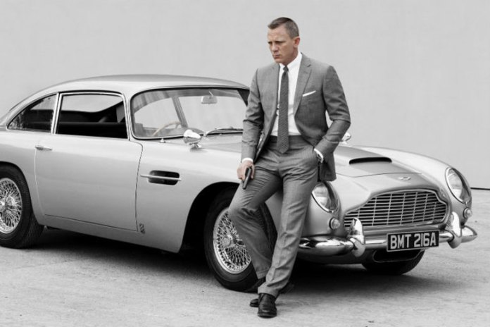 XCAR Presents a Retrospective of Aston Martin Bond Cars