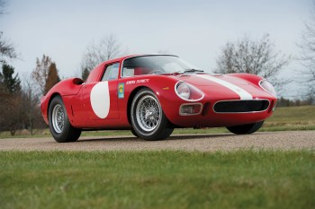 1964 Ferrari 250 LM Sells for an Auction Record $9.6 Million USD