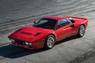 1984 Ferrari 288 GTO Sells for Over $2 Million