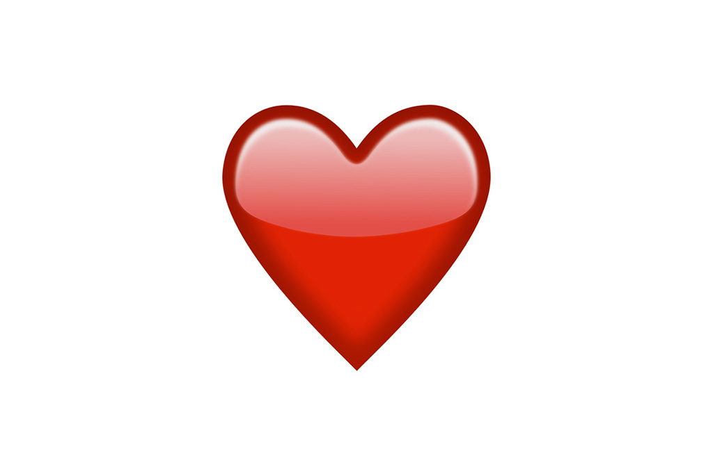 The Most Popular Word of 2014: Heart Emoji
