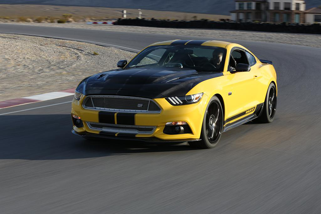 2015 Shelby GT Mustang