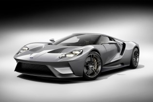 Ford Unveils the Next-Generation GT