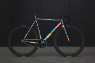 8bar KRZBERG v5 Fixed Gear Bike