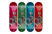 8FIVE2 x Girl Skateboards 15th Anniversary Deck Collection