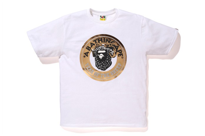 "A Bathing Ape 2015 ""Year of the Sheep"" Collection"