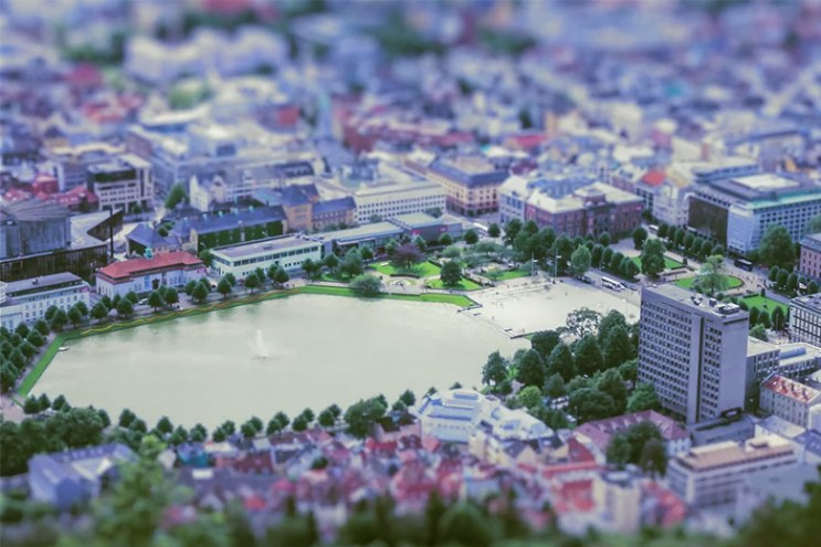 A Charming Tour of Iceland & Norway in Miniature Scale