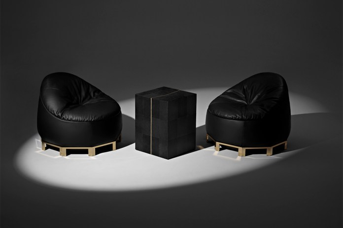 A Closer Look at Alexander Wang's Lounge Furniture Collaboration with Poltrona Frau