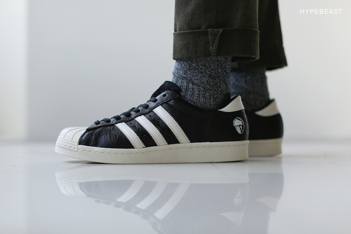 "A Closer Look at the adidas Consortium Superstar 10th Anniversary ""Adi Dassler"""