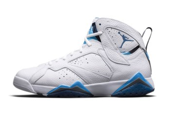 """Another Look at the Air Jordan 7 Retro """"French Blue"""""""