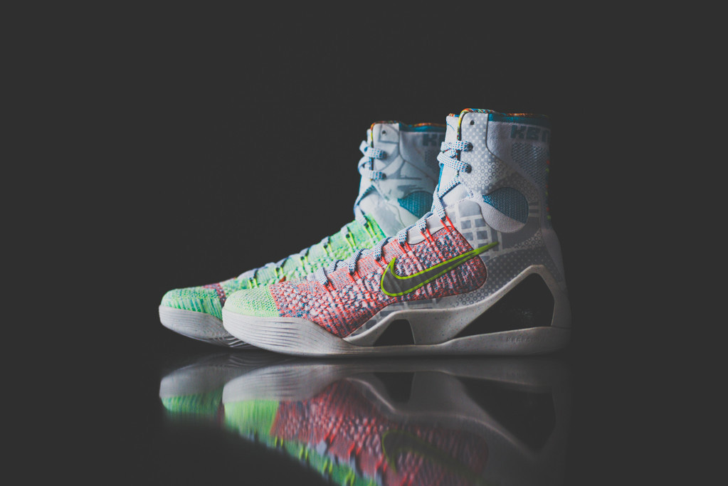 """A Closer Look at the Kobe 9 Elite """"What The"""""""