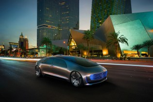 A Closer Look at the Mercedes-Benz F 015 Luxury in Motion Concept Car