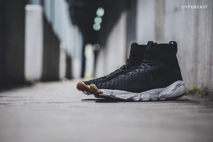 "A Closer Look at the Nike Air Footscape Magista SP ""Black"""