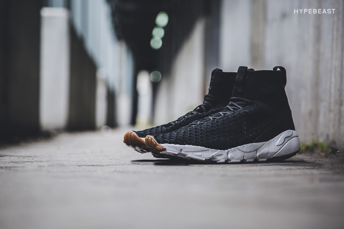 """A Closer Look at the Nike Air Footscape Magista SP """"Black"""""""