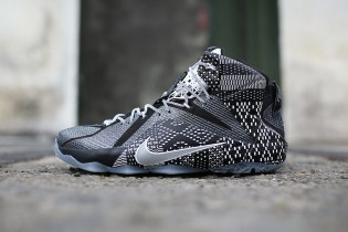 "A Closer Look at the Nike LeBron 12 ""Black History Month"""