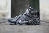 """A Closer Look at the Nike LeBron 12 """"Black History Month"""""""