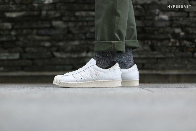 A Closer Look at the Undefeated x adidas Consortium Superstar 10th Anniversary