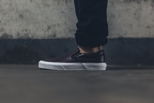 A Closer Look at the Vans 2015 Spring/Summer Classic Slip-On Collection