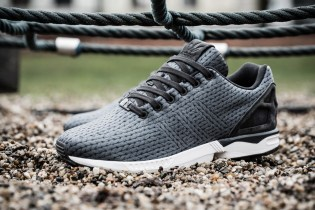 "A First Look at the adidas Originals ZX Flux ""Knit"""