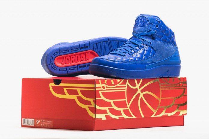 A First Look at the Italian-Made Just Don x Air Jordan 2 Retro
