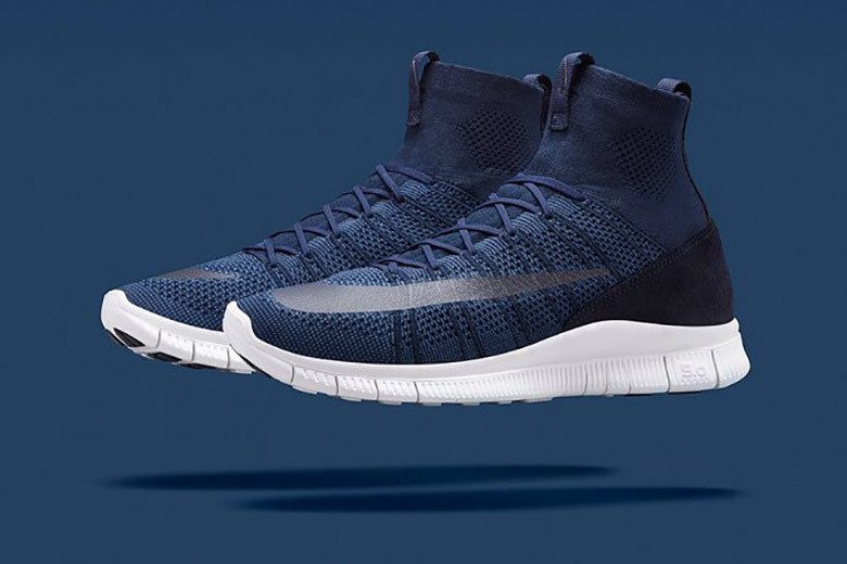 """A First Look at the Nike Free Mercurial Superfly """"Dark Obsidian"""""""