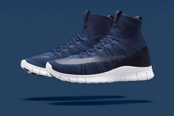 "A First Look at the Nike Free Mercurial Superfly ""Dark Obsidian"""