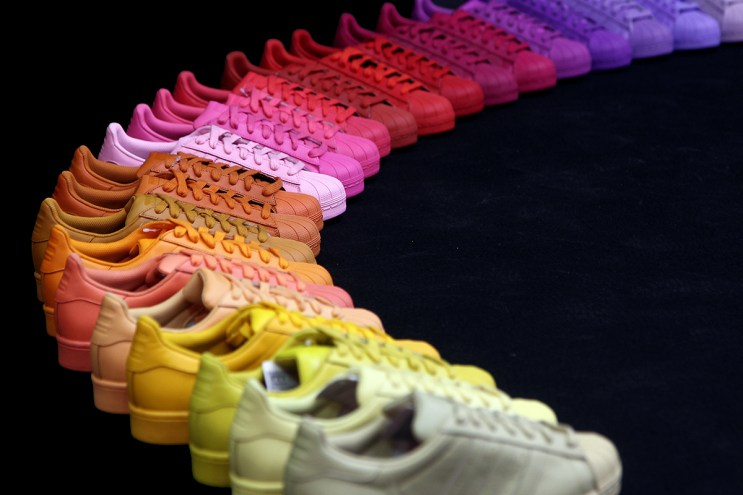 A First Look at the Pharrell Williams x adidas Originals Superstar Collection