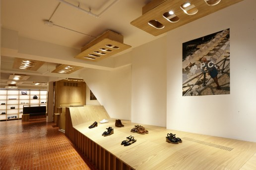 A.P.C. Launches New Store in Soho, London