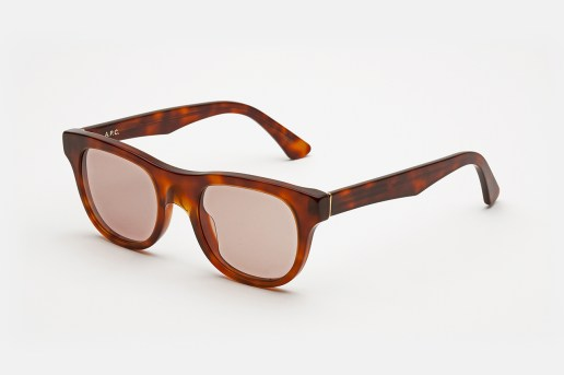 A.P.C. x SUPER 2015 Spring/Summer Lunettes II