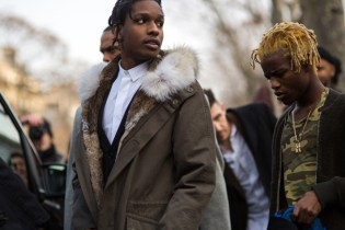 A$AP Rocky's Next LP Will Be Co-Produced by Juicy J, Danger Mouse and A$AP Yams